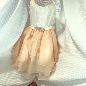 A  girls formal party dress!